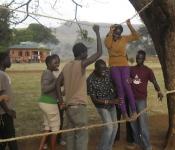 camp-ropes