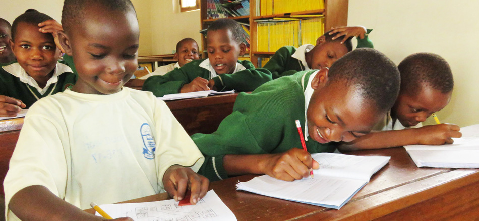 Lulwanda Primary School: Education is the key to success